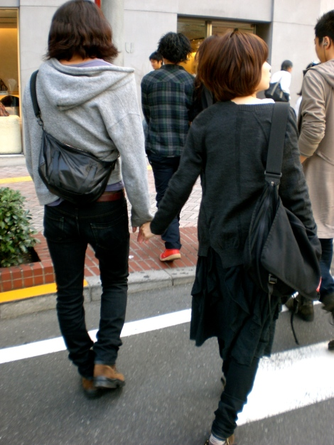 i like their style, shibuya.