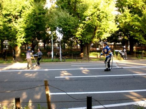 street hockey - ben!!