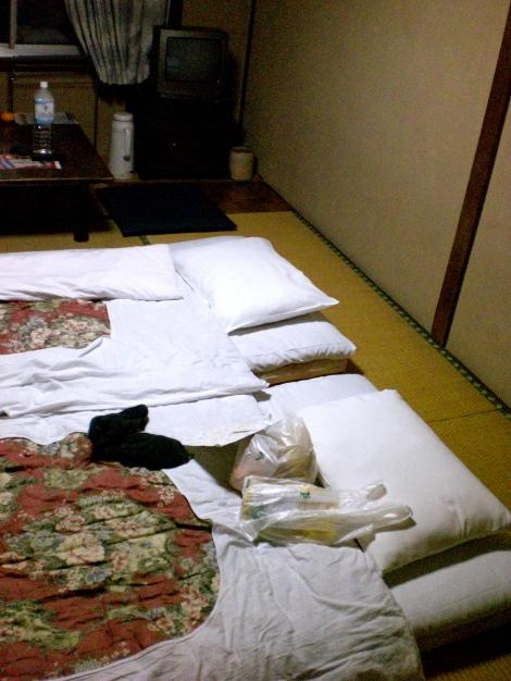 oyasuminasai - goodnight!