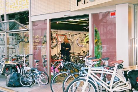 I want a bike!